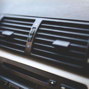 carro com ar condicionado