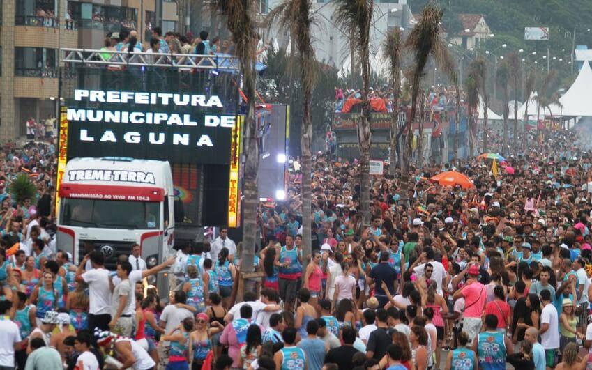 Carnaval em Laguna