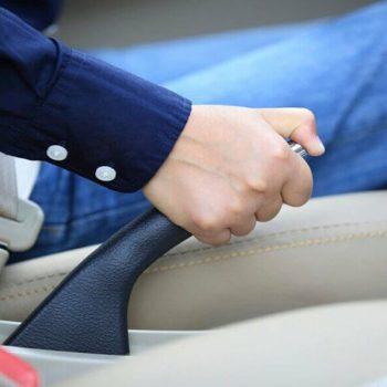 Carro sem freio